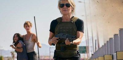 Retorna Terminator con una cinta de terror