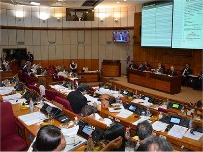 Sancionan reprogramación de G. 1.995 millones para sueldos en Diputados