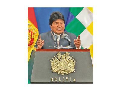Entre choques y protestas  OEA audita actas en Bolivia