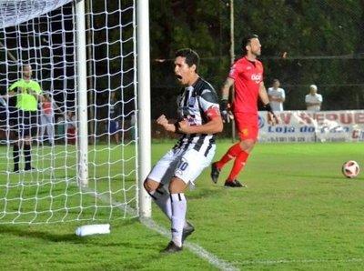 Santaní derrotó a Guaraní que pelea por la permanencia en Primera
