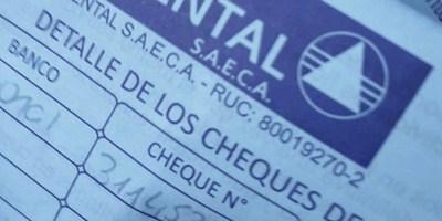 SU AMIGA LE ROBÓ UN  CHEQUE, FALSIFICÓ SU FIRMA Y COBRÓ MÁS DE 40 MILLONES, SEGÚN DENUNCIA