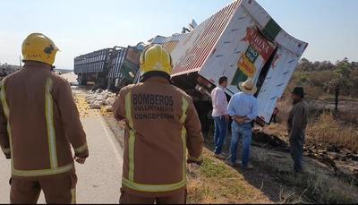 Suceso vehicular fatal en el Chaco
