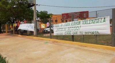 """Acoso sexual en Veterinaria-UNA, filial Concepción: """"Si no te acostas con él o le pagas, no pasas la asignatura"""""""