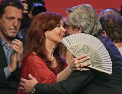 ¿Fernández o Fernández?: la incógnita sobre quién mandará en Argentina