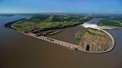 Se llegó a caudales más bajos del río Paraná