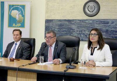 Magistrados participaron de jornada de inducción judicial