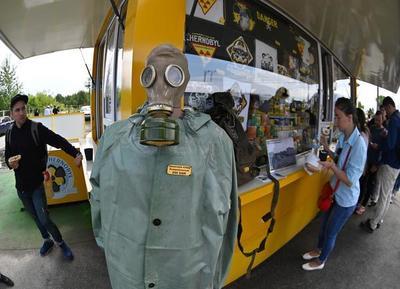 El boom Chernobyl: recibió a más de 100.000 turistas en lo que va de este año