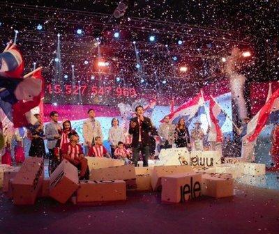 ¡Arrancó la maratón solidaria de Teletón 2019!
