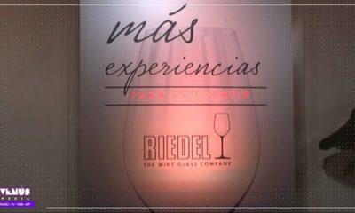 """Riedel realizó la esperada """"Cata de Copas"""""""