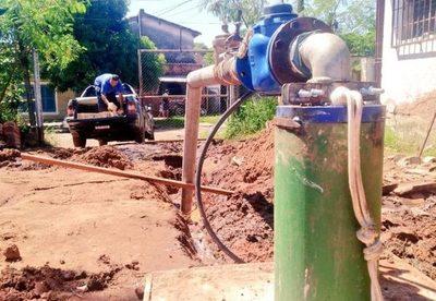 Essap pone inversión para evitar desabastecimiento de agua por alta demanda