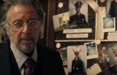 """Al Pacino desvela primeras imágenes de """"Hunters"""", su futura serie"""