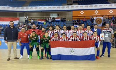 HOY / ¡Paraguay es finalista!