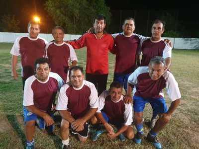 Fútbol suizo:En marcha torneo senior C 50