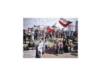En Chile claman por nueva constitución para superar crisis