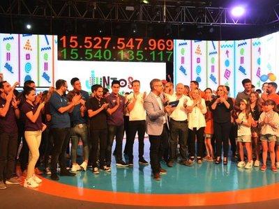 ¡Sí se pudo!: Ola de calor solidaria permitió a Teletón  superar la meta