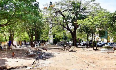 Patrimonios históricos se encuentran destrozados