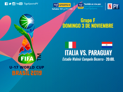Paraguay juega clasificado