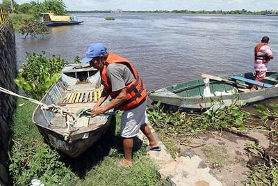 Prohibido pescar desde mañana