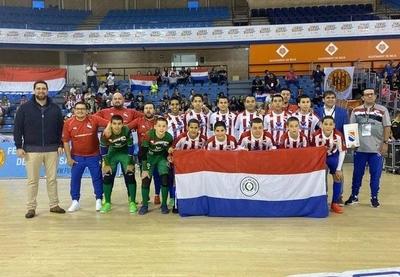 HOY / ¡Paraguay es campeón del mundo!