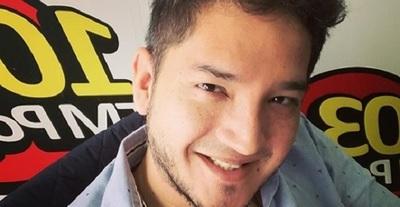 Junior Rodríguez anunció que su hijo tendrá una cuenta eninstagram