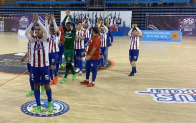 Paraguay campeón del Mundial de Futsal C13