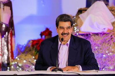 Decisión insólita: Nicolás Maduro adelantó la Navidad en Venezuela