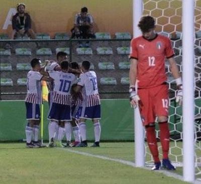 HOY / Paraguay vence a Italia, gana su grupo y se cita con Argentina