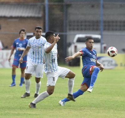 """Guaireña pierde y """"12"""" le da alcance"""