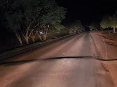 Urge reparación de la ruta PY03 que se halla en estado calamitoso