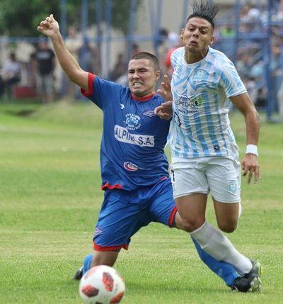 Independiente golpeó a Guaireña