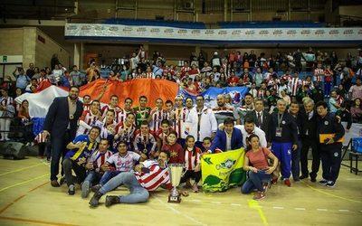 Paraguay es otra vez campeón del mundo