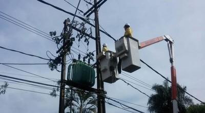 Alto Paraná es uno de los departamentos donde más se roba energía eléctrica