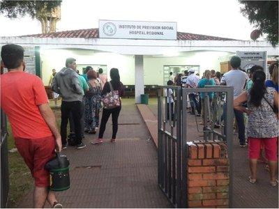 Denuncian corte de medicación a paciente en IPS de Encarnación