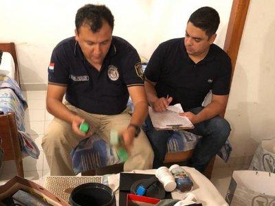 Dos brasileños caen por supuesta falsificación de tarjetas