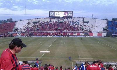 Cerro jugará en el Defensores