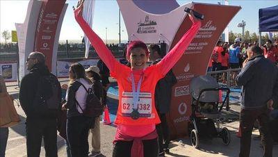 Paraguaya se convirtió en primera compatriota en correr maratón de Estambul