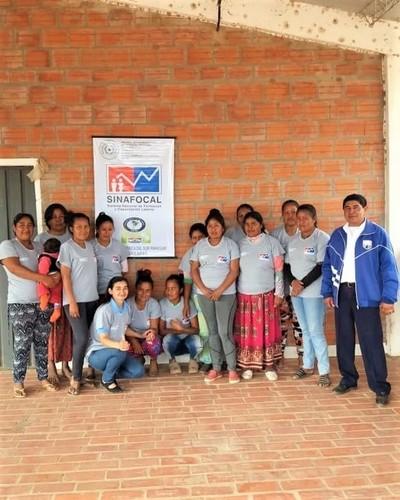Cursos gratuitos llegan hasta comunidades indígenas del Pilcomayo