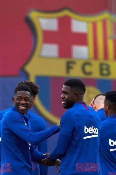 Umtiti y Dembélé entran en la convocatoria