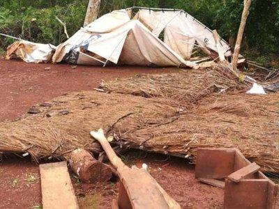 Senado e Indi analizan reclamo de indígenas desterrados por la Itaipú