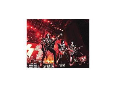Banda Kiss incluiría a Paraguay en su  gira de despedida