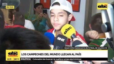 """""""Ni Messi fue campeón del mundo a esta edad"""""""