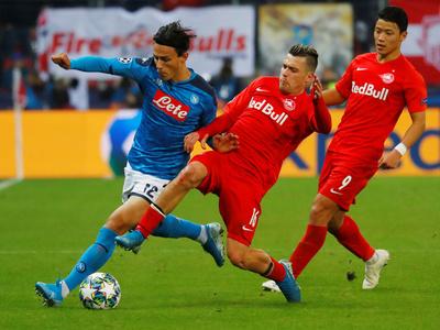 Napoli puede ser el primer clasificado a octavos de final