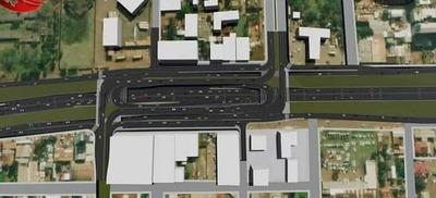 Presentan plan de desvío para el inicio del multiviaducto en el km 7