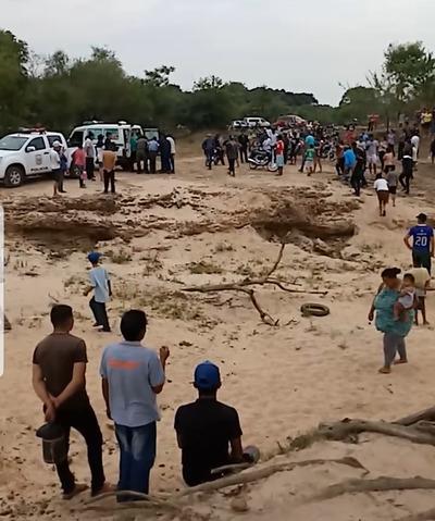 Joven muere ahogado en aguas del río Ypané