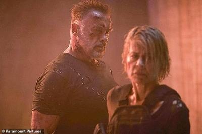 """HOY / """"Terminator: Dark Fate"""" se hunde en EE.UU. y compromete el futuro de la saga"""