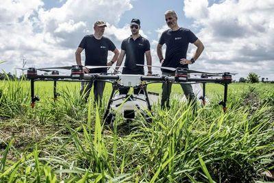 Asfixiar al mosquito: el uso pionero de drones contra la malaria