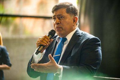 Alega persecución: intendente de Lambaré dice que no renunciará