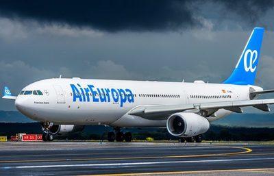 IAG compra Air Europa por € 1 mil millones
