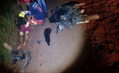 Joven motociclista muere en J.L. Mallorquín