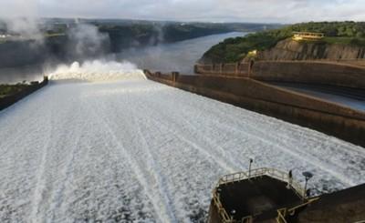 Itaipu transfirió al Estado Paraguayo US$ 497,9 millones este año